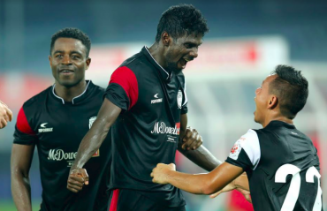 ISL 2018-19: NorthEast United stun 10 man ATK with late Rowllin Borges scorcher