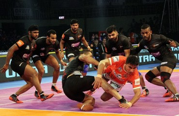 U Mumba, Puneri Paltan play out a thrilling tie, 32-32