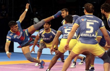 PKL 2018: Outstanding performance by UP Yoddha to beat Tamil Thalaivas in their opening match