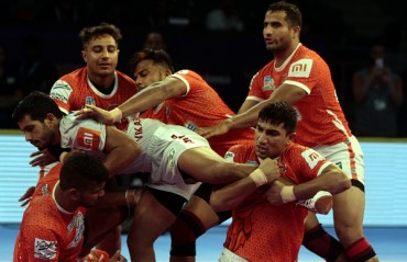 Puneri Paltan beat Haryana Steelers 34-22 to start their winning campaign of VIVO Pro Kabaddi Season VI