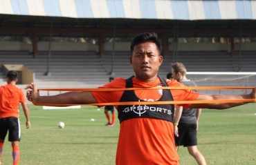 Game Against China Is Going To Be Tricky: Jeje Lalpekhlua