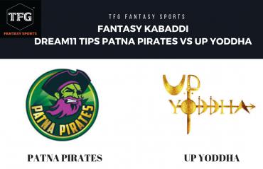 Fantasy Kabaddi: Dream 11 tips for Patna Pirates vs UP Yoddha -- Pro Kabaddi