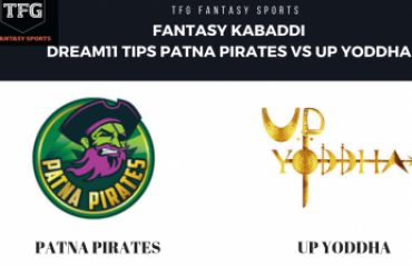 Fantasy Kabaddi - Dream 11 tips in Hindi for Patna Pirates vs UP Yoddha - Pro Kabaddi