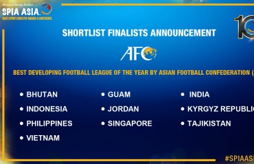 AFC nominates I-League for Best Developing Football League of the year award