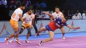 Dabang Delhi KC put up a spirited performance to beat Puneri Paltan 41-37 in Match 12