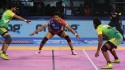 Patna Pirates overcame a sluggish start as they registered a comfortable 43-37 victory over UP Yoddha.