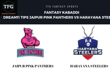 Fantasy Kabaddi - Dream 11 tips for Jaipur Pink Panthers vs Haryana Steelers