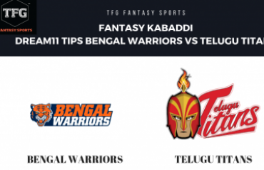 Fantasy Kabaddi - Dream 11 tips in Hindi for Bengal Warriors vs Telugu Titans