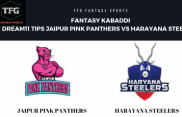 Fantasy Kabaddi - Dream 11 tips in Hindi for Jaipur Pink Panthers vs Haryana Steelers