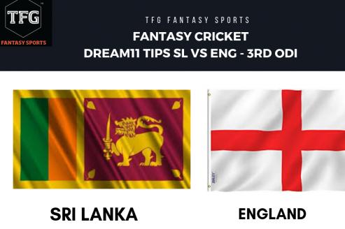 Fantasy Cricket: Dream11 tips for Sri Lanka v England 3rd ODI