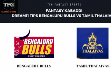 Fantasy Kabaddi - Dream 11 tips in Hindi for Bengaluru Bulls vs Tamil Thalaivas