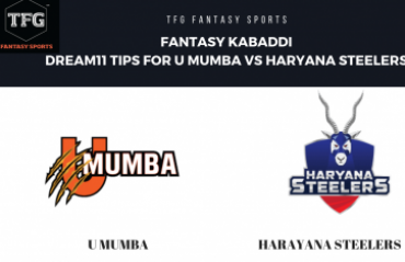 Fantasy Kabaddi - Dream 11 tips in Hindi for Haryana Steelers vs U Mumba