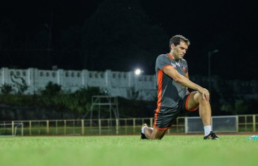 #TFGinterview: FC Goa conditioning coach Manuel Sayabera
