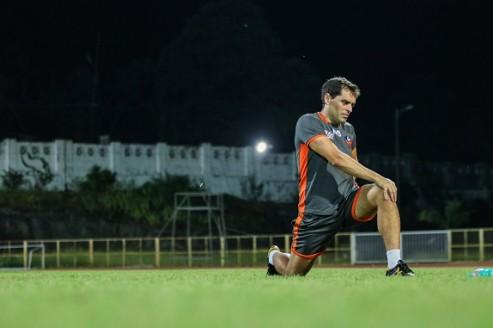 #TFGinterview: FC Goa conditioning coach Manuel Sayabera