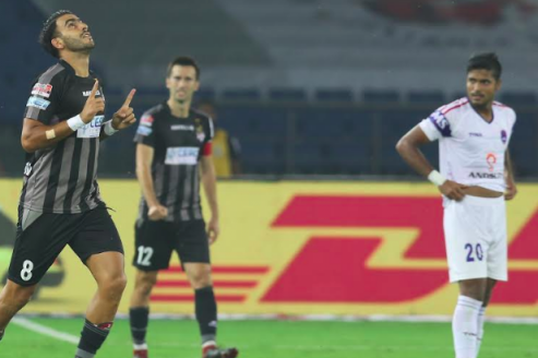 ISL 2018-19 -- ATK edge past Delhi Dynamos to register maiden win in their campaign