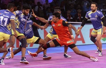 Bengaluru Bulls earned the bragging rights in the Southern derby as they beat Tamil Thalaivas 44-35 in Vivo Pro Kabaddi Season VI