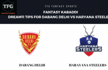 Fantasy Kabaddi - Dream 11 tips in Hindi for Dabang Delhi vs Haryana Steelers