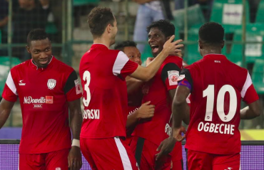 ISL 2018-19: NorthEast United's sensational comeback, Ogbeche hat-trick trounce Chennaiyin