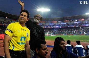 Rajinikanth's enthusiasm infectious: Sachin Tendulkar