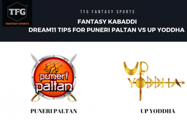 Fantasy Kabaddi - Dream 11 tips for Puneri Paltan vs UP Yoddha