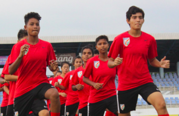 LIVE STREAM -- India vs Pakistan AFC U-19 Womens' Championship Qualifiers