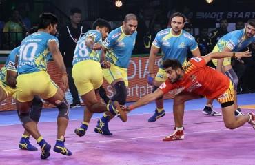 Gujarat Fortunegiants beat Tamil Thalaivas 36-25