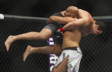 UFC Moncton -- Arjan Singh Bhullar returns to winning ways with decision victory over Marcelo Golm