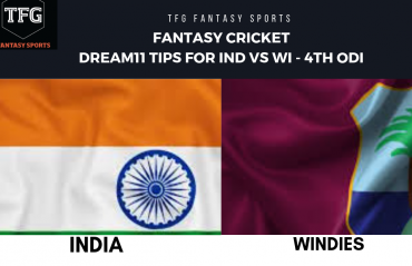 Fantasy Cricket: Dream11 tips for India v West Indies 4th ODI