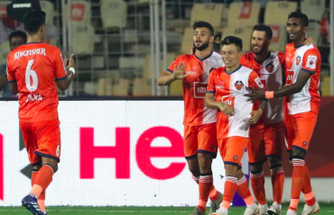 ISL 2018-19 -- Goalfest in Goa! Pune City succumb to 4-2 defeat at fiery Fatorda clash