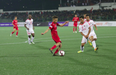 I-League 2018-19: Naorem Singh emerges as the hero as Lajong deliver shock loss to Aizawl