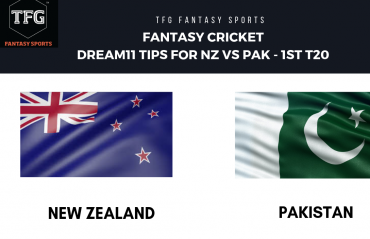 Fantasy Cricket: Dream11 tips for Pakistan v New Zealand 1st T20