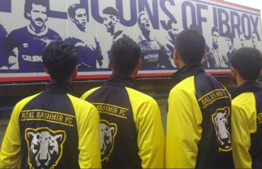 I-league 2018-19 -- Real Kashmir pumped up ahead of historic top flight debut against Minerva Punjab