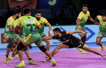 Battle Of Supremacy saw Rahul Chaudhari win it for Telugu Titans by 53-32 against Patna Pirates
