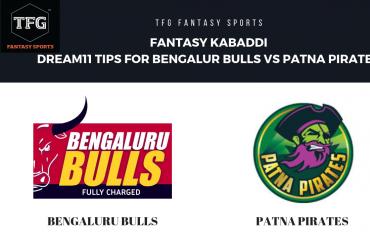 Fantasy Kabaddi - TFG Fantasy Sports tips for Patna Pirates vs  Bengaluru Bulls