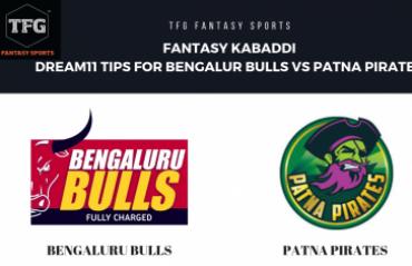 Fantasy Kabaddi - Dream 11 tips in Hindi for Patna Pirates vs Bengaluru Bulls