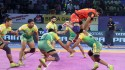 Bengaluru Bulls win the mouth-watering match against Patna Pirates 43-41