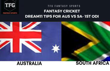 Fantasy Cricket: Dream11 tips for Australia v South Africa 1st ODI
