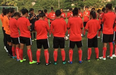Squad announced for Indian Women's team heading to Tokyo 2020 Olympic qualifiers
