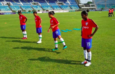 FULL VIDEO -- Indian women held to draw by Nepal in Olympic Qualifiers campaign opener