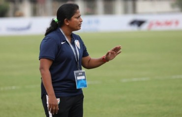 India Women's Team aim to top the group in AFC Women's Olympic Qualifiers