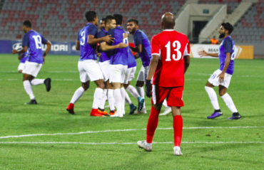 WATCH FULL MATCH -- Jordan beat India 2-1 in closely fought international friendly