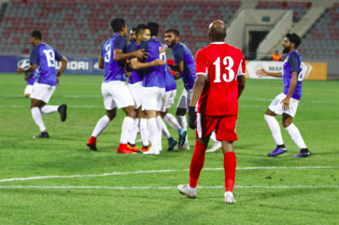 WATCH FULL MATCH -- Jordan beat India 2-1 in closely fought international friendly