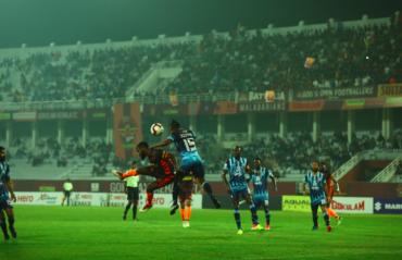 I-League 2018-19: Gokulam Kerala edge out Minerva in Sunday night thriller