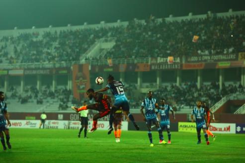 I-League 2018-19: Gokulam Kerala FC edge out Minerva Punjab in Sunday night thriller
