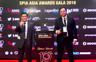 I-League wins silver for 'Best Developing Football League' at SPIA awards