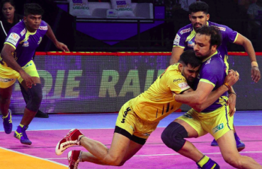 Pro Kabaddi 2018 HIGHLIGHTS -- Epic battle sees Tamil Thalaivas triumph over Telugu Titans