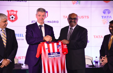 Atletico de Madrid announce tie-up with Tata Football Academy