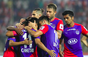 ISL 2018-19 : Bengaluru claim hard-fought victory over FC Goa in top of the table clash