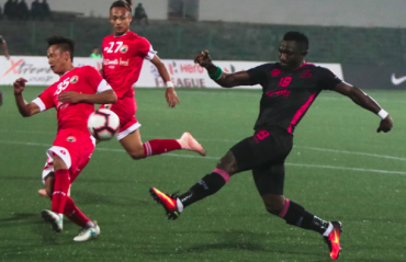 I-league 2018-19 HIGHLIGHTS: Late fightback from Minerva Punjab holds Shillong Lajong to a 2-2 draw