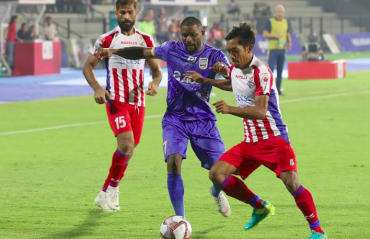 ISL 2018-19 : Drab goalless game leaves ATK and Mumbai City FC with one point each